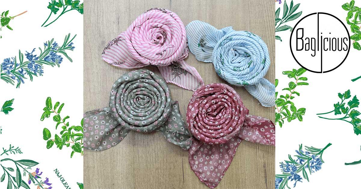 Il foulard è l'accessorio indispensabile del tuo stile Gipsy Chic
